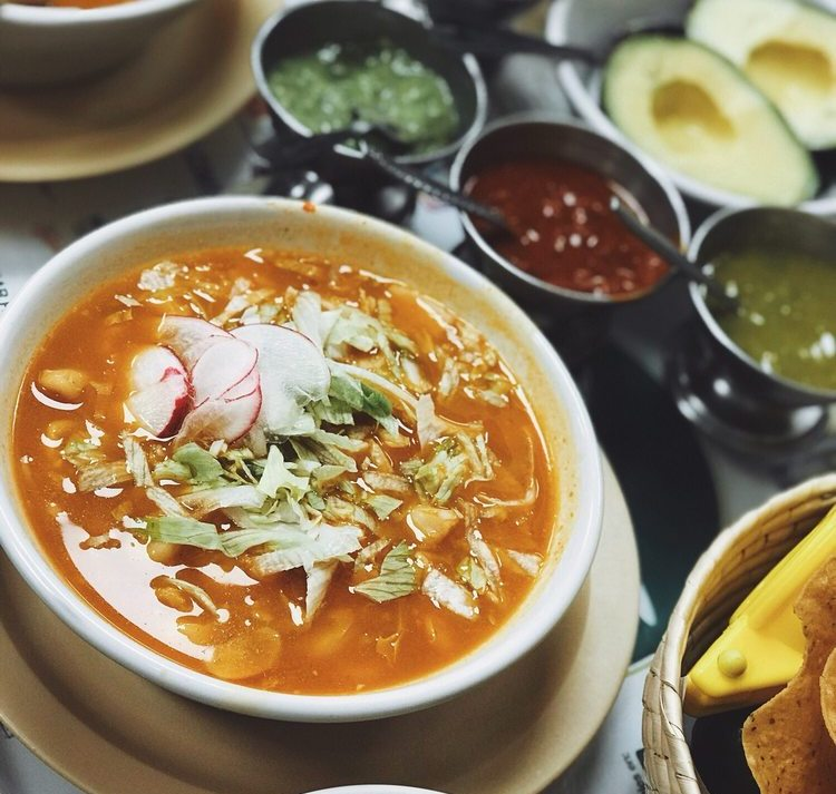 MEXICAN RED POSOLE